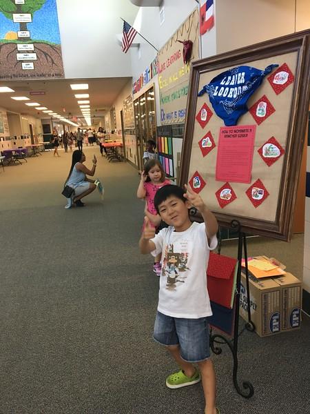 Mason | Kindergarten | Rutledge Elementary School