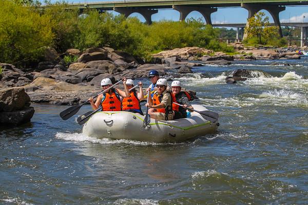River City Adventures 9-13-15 Morning Trip