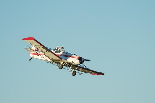 LeBlanc Aerial Spraying