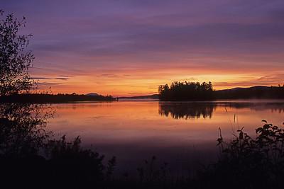 Lakes of the Central Adirondacks