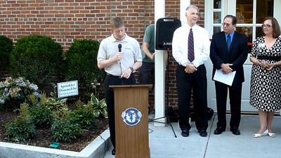 CCA Ribbon Cutting Jul 3, 2012
