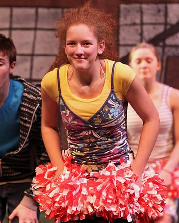 "Broadway Kidz Wisconzin's ""High School Musical"""