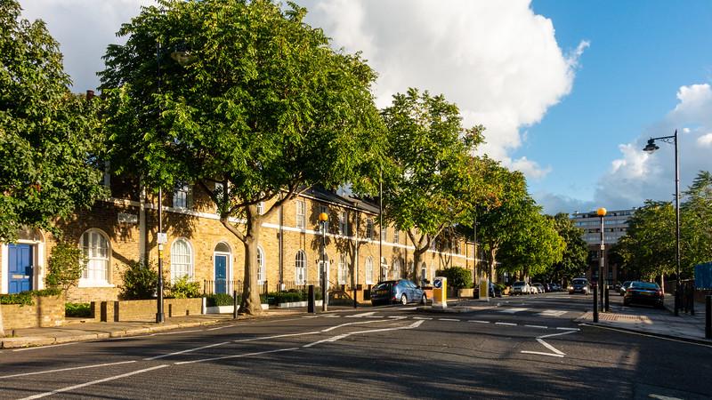 Islington houses