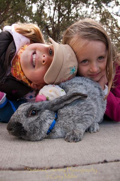Sisters Pet Parade 2010