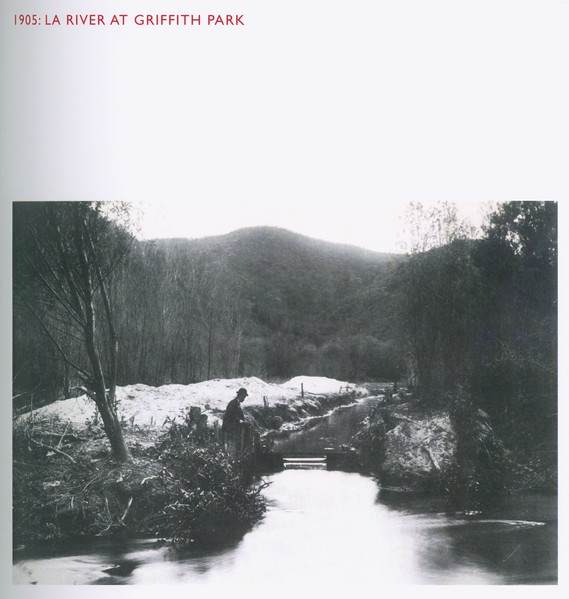 1905, LA River at Griffith Park