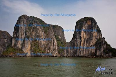 Vietnam - Halong Bay