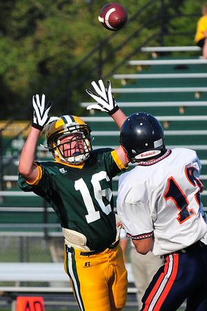 Saydel Freshman Football - Colfax 2009