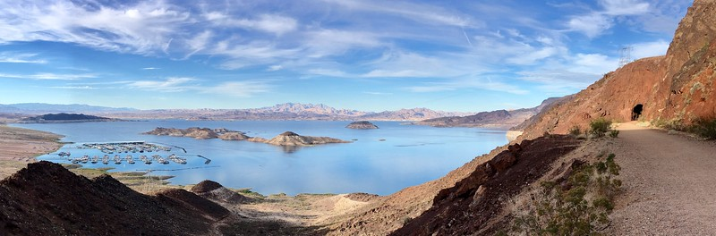 Lake Mead panorama