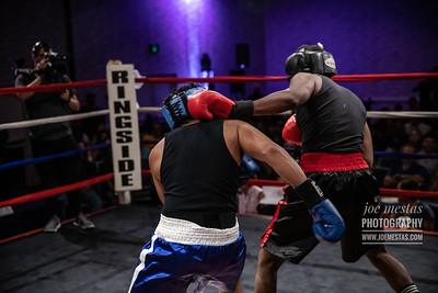 Rosemon Alexis (W) vs Alex Ayala