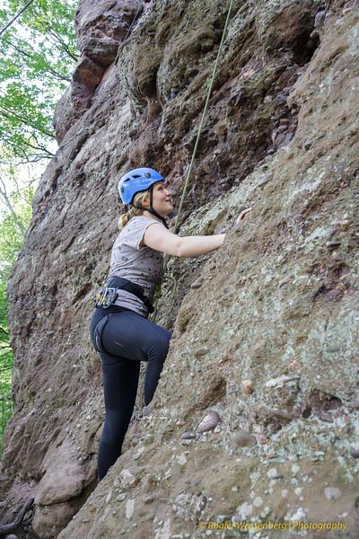 2017-06 Intro Outdoor Cimbing 1