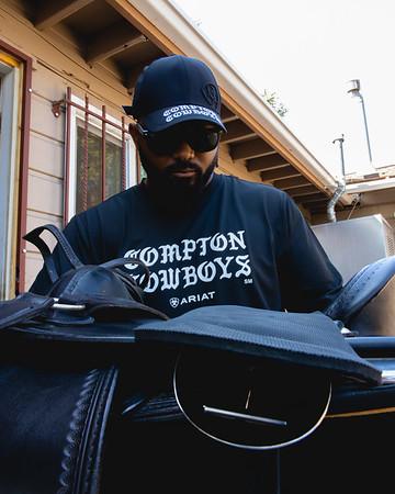 Compton Cowboys x Ariat