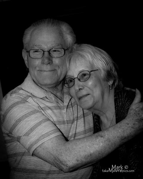 Bob & Sandy's 50th Wedding Anniversary