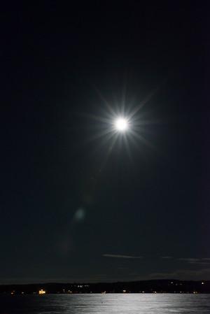 2015 Supermoon Eclipse