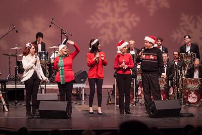 Big Band Christmas Photos 2019