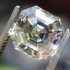 3.30ct Vintage Asscher Cit Diamond GIA J VS1 22