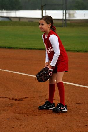 5 16 11 Angels vs. Warriors - 7 & 8 Girl's Softball
