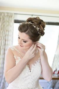 Ladies Getting Ready & The Dress- Danielle & Andy Bruno Wedding Photography- Holy Trinity Westfield, MA/ Chez Josef Agawam, Mass.