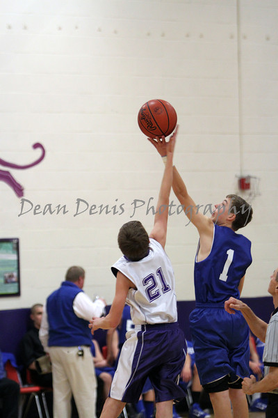 8th Grade Lawrence Boys Vs. Waterville