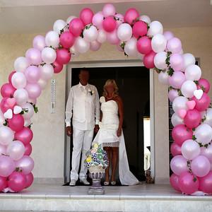 22260 Balloon arch