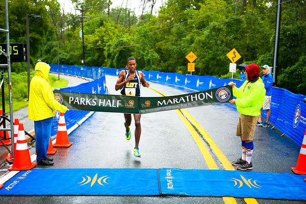 Parks Half Marathon - D.Reichmann