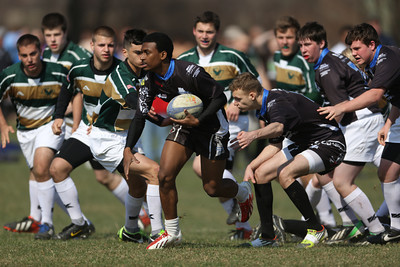 High School Bishop Hendricken vs Island Rugby