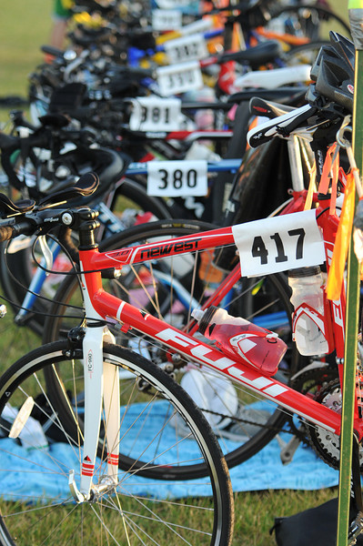 Twin Lakes Triathalon 2012