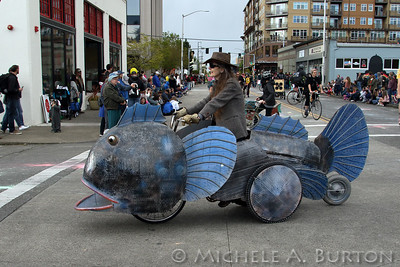Procession of the Species - Olympia - WA