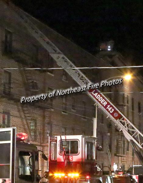 Queens- 5th Alarm- 97th Street- 12/18/14