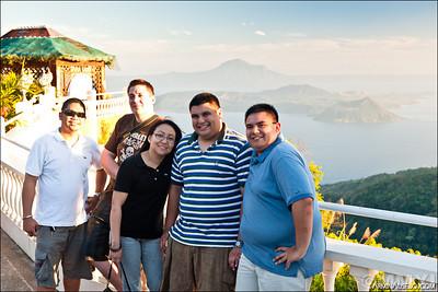 Manila, Dasmariñas, and Tagaytay, 2-19-11 to 2-20-11