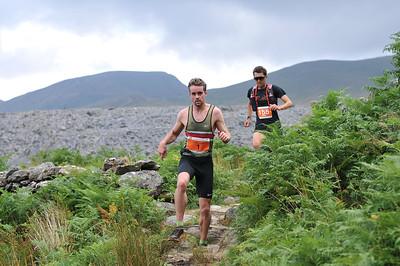 Snowdonia Trail Marathon - Marathon at Rhyd Ddu before 10:15