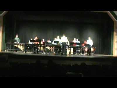 2013-05-14 to 15 - Percussion Ensemble Performance Videos