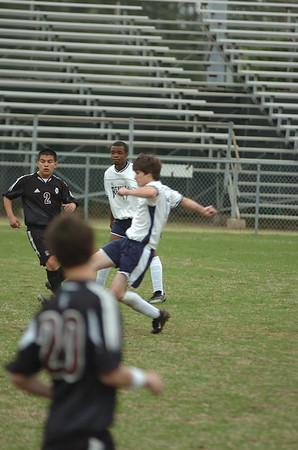 Boys Soccer 4/13/05