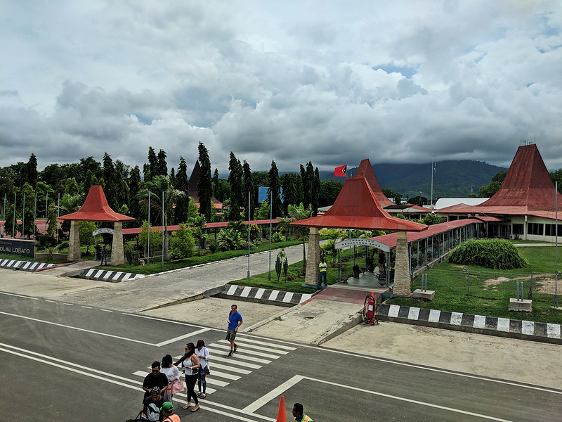 Travel Guide to Dili - Dili Airport