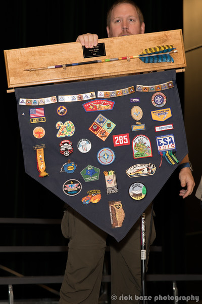 2018 Pack 12 Boy Scouts Awards Ceremony