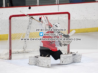 1/15/2018 - Boys Varsity Hockey - Winchester vs Xaverian
