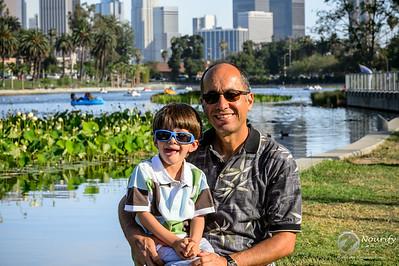 Echo Park, Los Angeles, Jun. 2014
