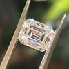 1.83ct Vintage Emerald Cut Diamond GIA F VVS2 23