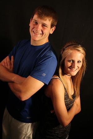Scott and Bethany Gibson
