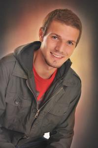 Eric Senior Pics
