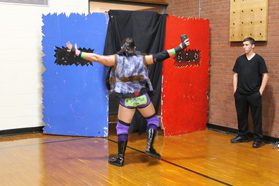 Liberty States Wrestling Fall Fury October 8, 2016