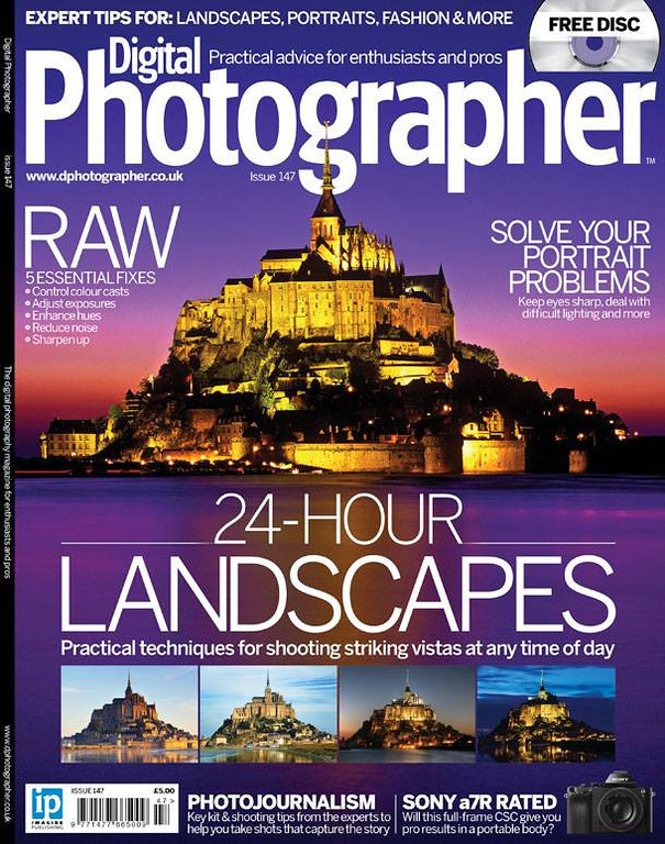 Digital Photographer Issue 147