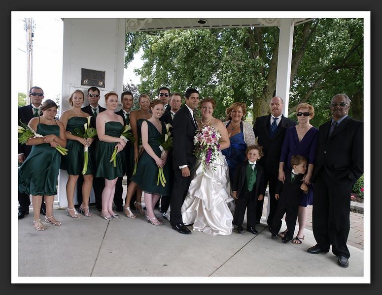 Bridal Party Family Shots at Stayner Gazebo 2009 08-29 023 .jpg