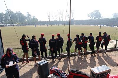 Semi-final - Hong Kong v. Oman, 9 Dec 2011