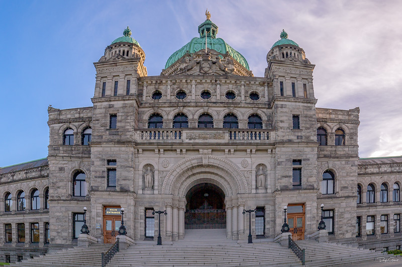 """British Columbia Parliament Building"""