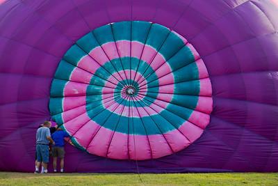 Hudson Elks Balloon Festival 2011