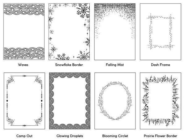 Foil Design Collection - 1