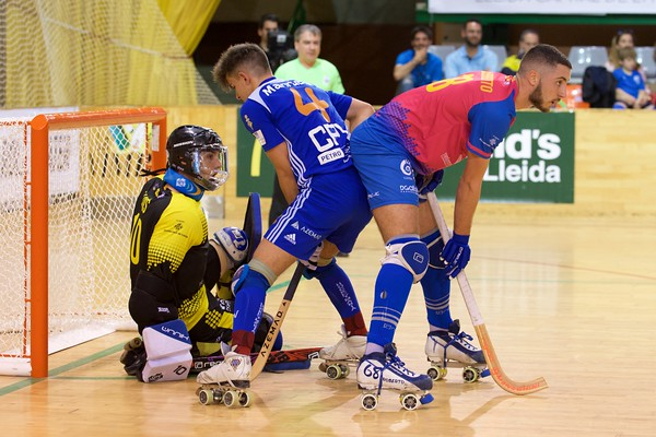Final 4 WS-Europe Cup 2019 in Lleida