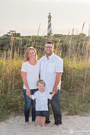 Cape Hatteras Photographer, Lighthouse Family Pictures,