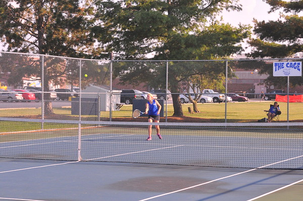 09-21-17 Sports Elida @ Defiance girls tennis