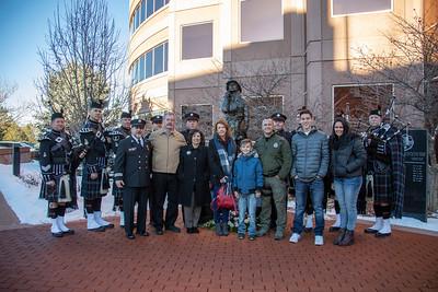 Battalion Chief Jeffrey Christ Remembrance